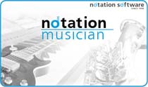 Notation Software Notation Musician