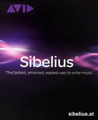 Sibelius Notensatz Software